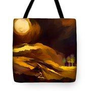Spiritual Landscape Tote Bag