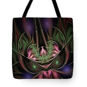 Spiritual Mask Tote Bag