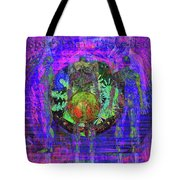 Spiritual Traveler Tote Bag
