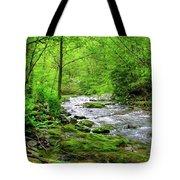 Spivey Creek Tote Bag