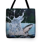Splash Catch Tote Bag
