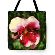 Splash Cerise Tote Bag