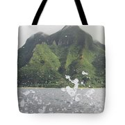Splash North Shore Kauai Tote Bag