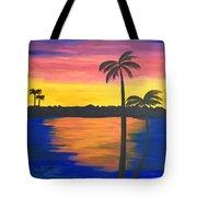 Splash Of Colors Tote Bag