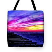 Splash Of Heaven Tote Bag