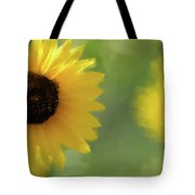 Splash Of Yellow Tote Bag