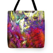Splash Reborn Tote Bag