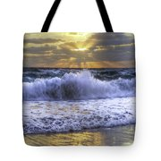 Splash Sunrise IIi Tote Bag