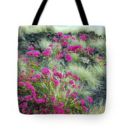 Splashes Of Pink Tote Bag