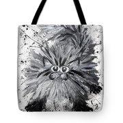 Splat Cat Tote Bag