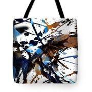 Splatter Gig Tote Bag