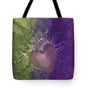 Splattered Ink Tote Bag