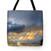 Splendid Cloudscape 1 Tote Bag