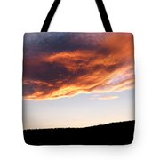Splendid Cloudscape 11 Tote Bag