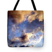 Splendid Cloudscape 3 Tote Bag