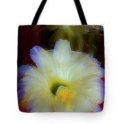Splendid  Flower Of Cactus. Tote Bag