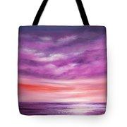 Splendid Purple Tote Bag