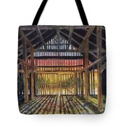 Splendor In The Barn Tote Bag