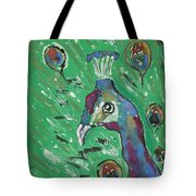 Splendor Is The Night Tote Bag