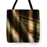 Splinter And Fray Tote Bag