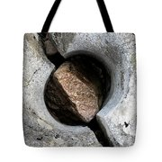 Split Pothole, River Coupall, Scotland Tote Bag