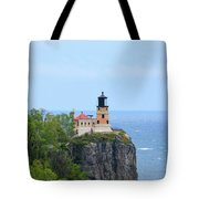 Split Rock Beacon Tote Bag
