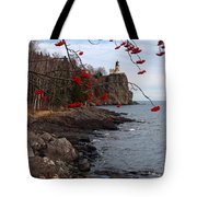 Split Rock Berries Tote Bag