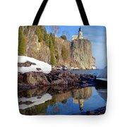 Split Rock Reflections Tote Bag