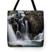 Split Rocks Falls 2 Tote Bag