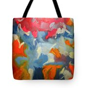 Split Second Tote Bag