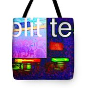 Split Test Tote Bag