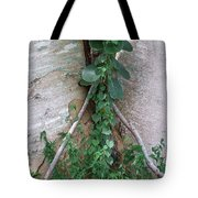 Split Tree Tote Bag