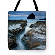 Splitting Stone Tote Bag
