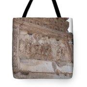 Spoils Of Jerusalem Tote Bag