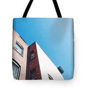 Spokane Brick Buildings 3 Tote Bag