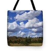 Spokane Cloudscape Tote Bag