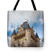 Spokane County Courthouse 3 Tote Bag