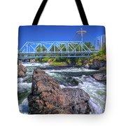 Spokane Falls 2 Tote Bag