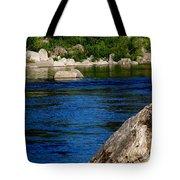 Spokane River Tote Bag