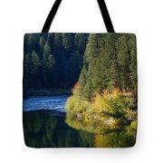 Spokane Rivereflections Tote Bag