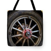 Spokes Tote Bag