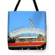 Sponge Capitol Tote Bag