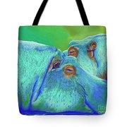 Spontaneous Lethargy Tote Bag