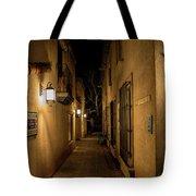 Spooky Hallway Tote Bag