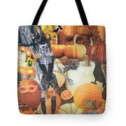 Spooky Harvest Tote Bag
