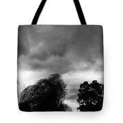 Spooky Sky  Tote Bag
