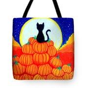 Spooky The Pumpkin King Tote Bag