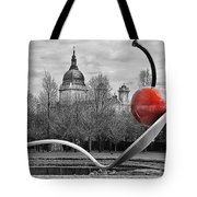 Spoon And Cherry Tote Bag