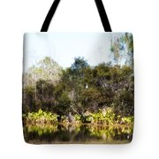 Spoon Bill Swamp Tote Bag