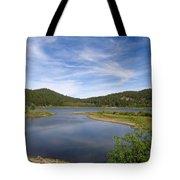 Spooner Lake Tote Bag